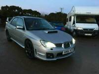 Subaru impreza wrx ppp