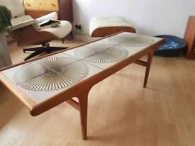 COOL RETRO COFFEE TABLE 1970'S