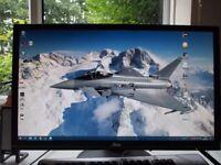 G-Sync 144Hz gaming monitor AOC G2460PG