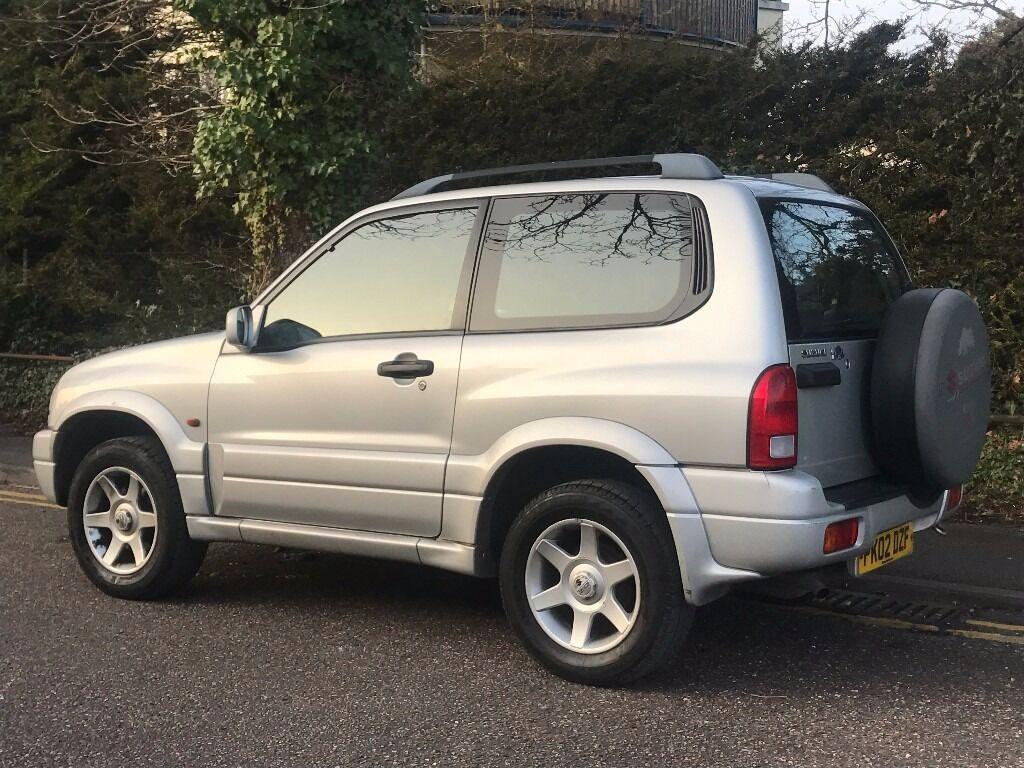 2002 suzuki grand vitara se 3 doors 1 6 engine brand new mot image 1 of 9