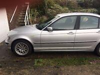 BMW 318i 1 year MOT 2003 petrol for sale
