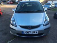 Honda jazz 1.4 silver 44000 mileages only