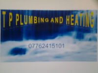 TP PLUMBING AND HEATING