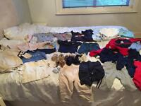Baby boys clothing 3-12 months over 40 items Nike timberland next
