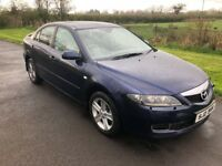 2007 Mazda 6 KUMANO 2.0 D 143BHP 6 speed 5dr Mot'd Nov 2018 3mth warranty