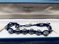 Crystal ball bracelet and presentation box