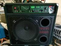 Bass amp. Trace Elliot