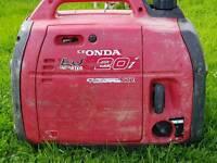 Honda suitcase 2.0i generator