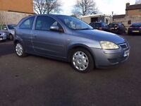2004 VAUXHALL CORSA 1.2 DESIGN * FULL SERVICE HISTORY + ONLY 91000 MILES + TIMING BELT CHANGED*