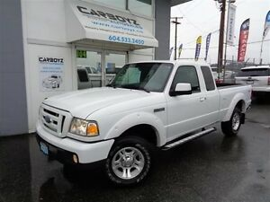 2007 Ford Ranger Sport, Super Cab, V6 Auto, A/C, Power Group