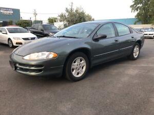 2003 Chrysler Intrepid SE