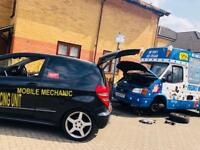 MOBILE MECHANIC (SAME DAY SERVICE) 24/7 QUICK FAST RELIABLE