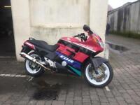 Honda cbr1000f 1991