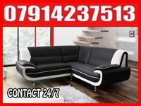 PALERMO RANGE CORNER OR 3 + 2 SOFA SETS ARM CHAIRS AND FOOT STOOLS 436