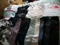 Girls clothes bundle 11-13 years