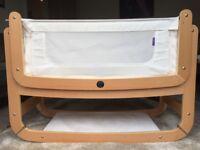 SnüzPod2 (3 In 1 Bedside Crib)