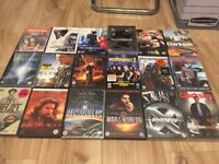 Dvd movies bundle - 18 movies