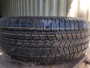 265 65 17 almost new GOODYEAR WRANGLER