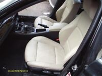 BMW M SPORT LEATHER INTERIOR 2005 TO 2011 E90 3 SERIES SALOON