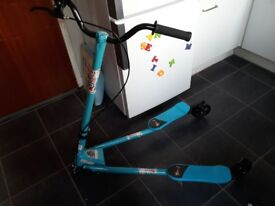 Tri Scooter Excellent Condition Age 7+