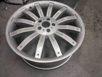 Immaculate single spare one 22 inch range rover tiger alloy new