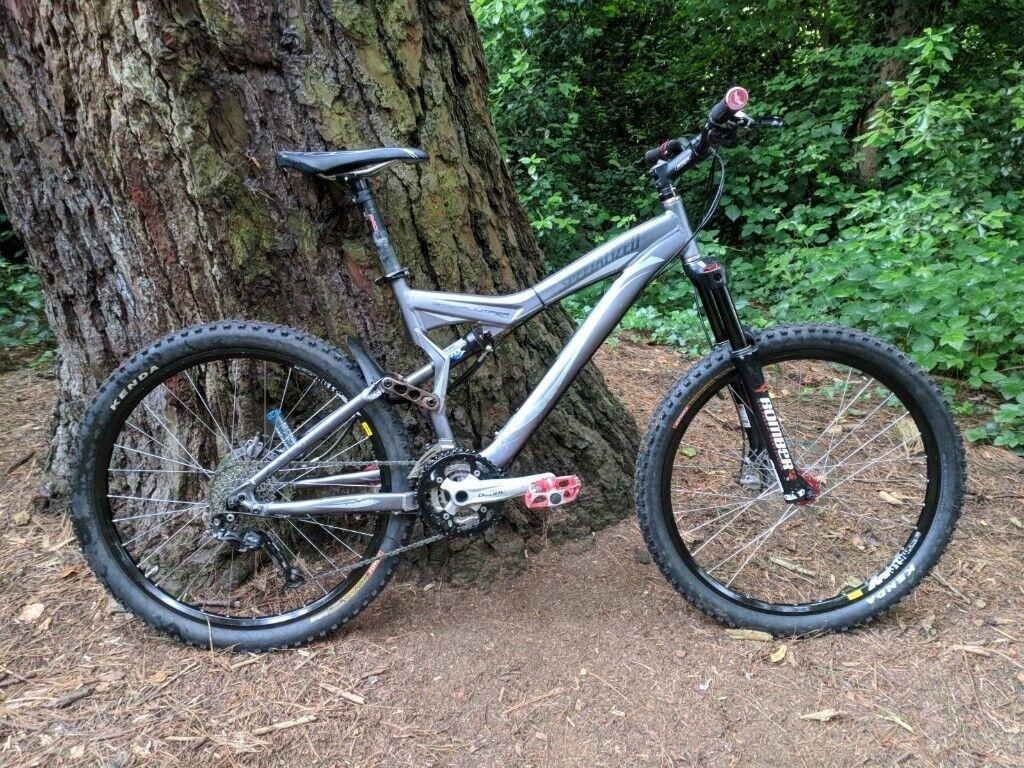66412392378 Specialized Stumpjumper Full Suspension Mountain Bike (Medium ...