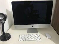 Apple iMac (2017) -21.5 inch screen size -8 GB RAM - £600 ONO