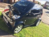 2003 smart convertible automatic petrol