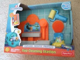 Octonauts Cleaning Station Bath Toy (NEW)