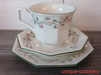 Johnson Brothers Eternal Beau Cup, Saucer and Tea Plate