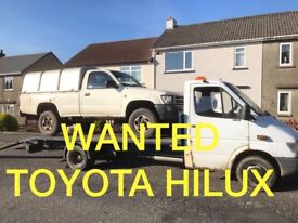 WANTED MERCEDES SPRINTER ANY CONDITION