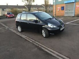 HONDA JAZZ I-DSI SE 1.4 PETROL - ONLY DONE 37K - FULL SERVICE HISTORY - TWO LADY OWNERS FROM NEW