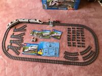 Lego City 60051 Intercity Train plus 2 x flexi trackpack 7499 and 2 x points 7895