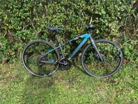 Bike Hybrid intuitive 13 size M can deliver locally