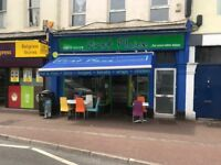 FISH & CHIP SHOP for sale in a very sought after area of torquay, devon