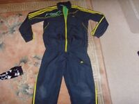 BOYS ADIDAS TRACKSUIT AGE 11 YEARS (£1)