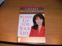 Cheryl Richardson: Stand Up for Your Life