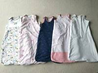 Girls and Neutral/Boys Sleeping Bags & Grobags
