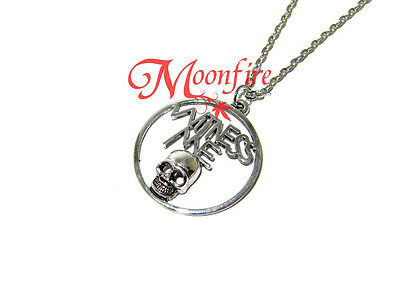 MAD MAX FURY ROAD WITNESS ME SKULL WARBOY PENDANT NECKLACE VALHALLA IMMORTAN JOE