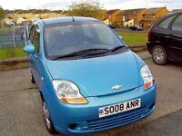 2008 matiz 1 former keeper good condition
