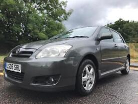 TOYOTA COROLLA 1.6 AUTOMATIC WITH 01 YEAR MOT