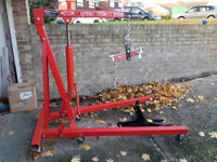 Used Engine hoist/crane