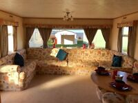3 Bedroom Static Caravan for Sale*BRAND NEW FACILITIES*12 MONTH SEASON*Eyemouth Nr Berwick, Borders
