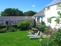 Dog friendly self-catering cottage, South West Wales