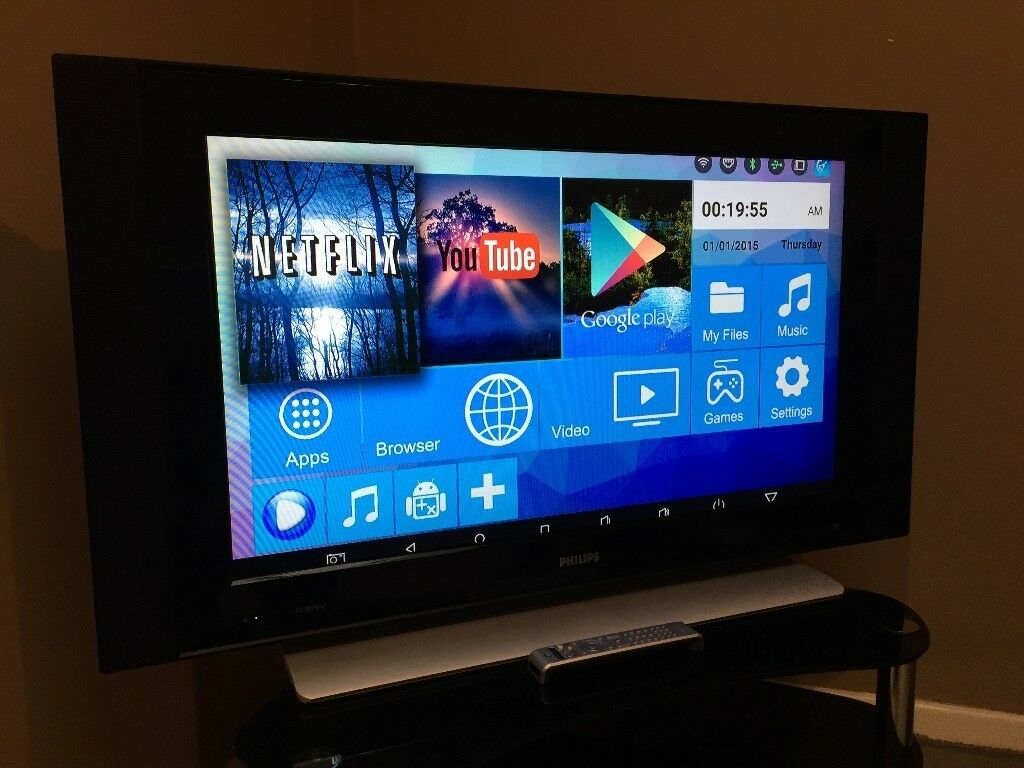 how to connect philips smart tv to pc
