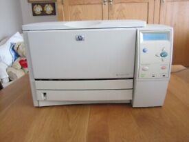 HP LaserJet 2300 Printer (Ethernet, USB and parallel)