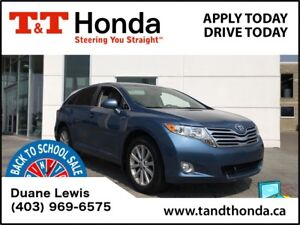2011 Toyota Venza *C/S*No Accidents, Bluetooth/USB, Power Option