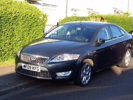 Ford Mondeo Mk4 Titanium X 2.0 TDCi Automatic Excellent Condition Full Extras