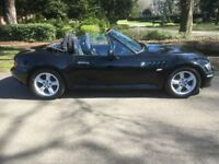 BMW Z3 2.0 RARE AUTOMATIC ROADSTER CONVERTIBLE, 12 MONTH MOT, ONE OWNER FROM NEW, LOVELY EXAMPLE