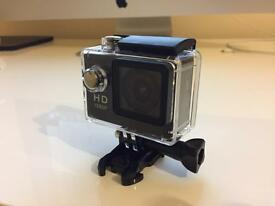 Sports Action Dash Camera with Mounts